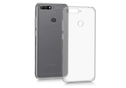 CoolSkin3T Huawei Honor 7A Transparent White