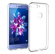 Colorfone Huawei Honor 7C Hoesje Transparant CoolSkin3T