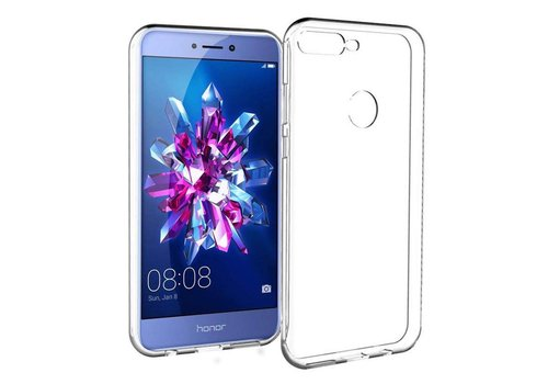 CoolSkin3T Huawei Honor 7C Transparant Wit