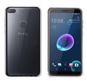 Colorfone HTC Desire 12+  Hoesje Transparant CoolSkin3T