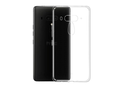Coolskin3T HTC U12+ Transparant Wit