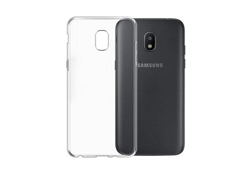 CoolSkin3T Samsung J7 2018 Transparent White