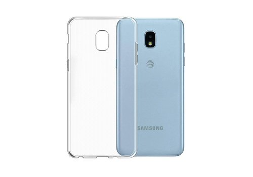 CoolSkin3T Samsung J3 2018 Transparent White