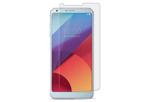 LG Q7 Screenprotector Glas 9H
