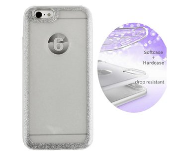 Colorfone BackCover Layer Apple iPhone 8 - 7 Zilver