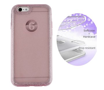 Colorfone BackCover Layer Apple iPhone 8 - 7 Roze