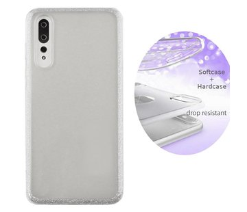 Colorfone BackCover Layer Huawei P20 Pro Zilver