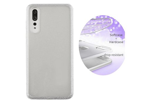 BackCover Layer Huawei P20 Pro Zilver