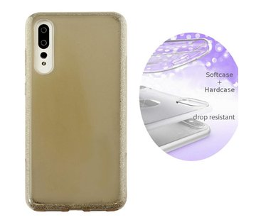 Colorfone BackCover Layer Huawei P20 Pro Goud