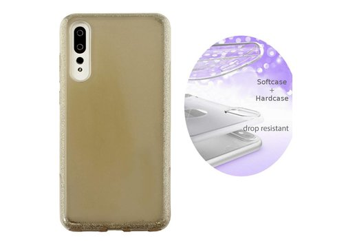 BackCover Layer Huawei P20 Pro Goud