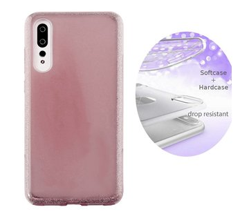 Colorfone BackCover Layer Huawei P20 Pro Roze