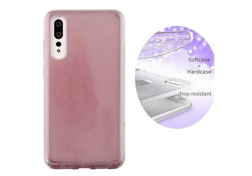 BackCover Layer Huawei P20 Pro Roze
