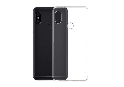 CoolSkin3T Xiaomi MI 8 Transparant Wit
