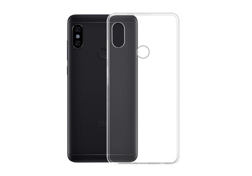 Xiaomi Mi 8  Hoesje Transparant CoolSkin3T