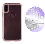 Colorfone BackCover Layer Apple iPhone X - Xs Roze