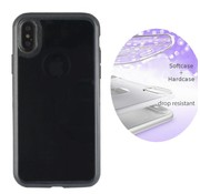 Colorfone BackCover Layer Apple iPhone X - Xs Zwart