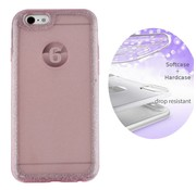 Colorfone BackCover Layer Apple iPhone 8 Plus - 7 Plus Roze