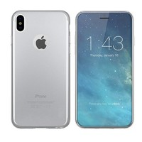 Case CoolSkin3T for Apple iPhone Xs Max Transparent White