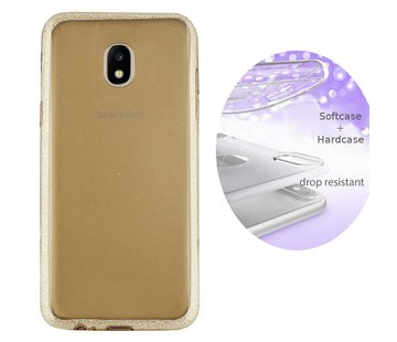 Colorfone BackCover Layer Samsung J5 2017 Goud