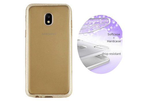 BackCover Layer Samsung J5 2017 Goud