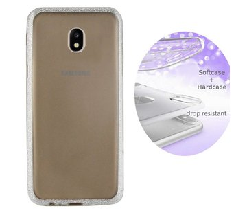 Colorfone BackCover Layer Samsung J5 2017 Zilver