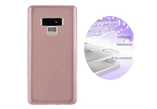 BackCover Layer Samsung Note 9 Roze