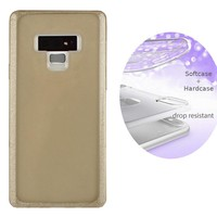 BackCover Layer TPU + PC voor Samsung Note 9 Goud