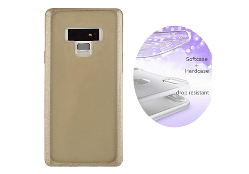 BackCover Layer Samsung Note 9 Goud