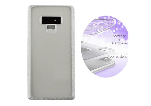 BackCover Layer Samsung Note 9 Zilver