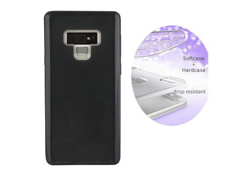 BackCover Layer Samsung Note 9 Zwart