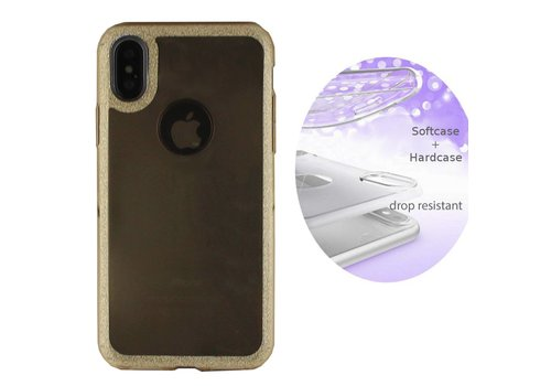 BackCover Layer Apple iPhone X/Xs Goud