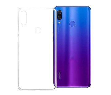 Colorfone Huawei P Smart Plus - Nova 3i Hoesje Transparant CoolSkin3T