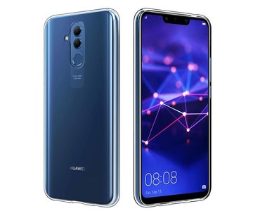 Colorfone Huawei Mate 20 Lite Hoesje Transparant CoolSkin3T