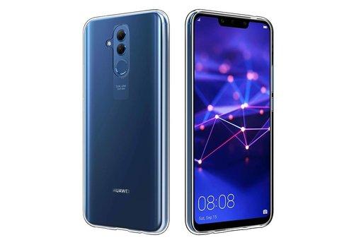 Huawei Mate 20 Lite Hoesje Transparant CoolSkin3T