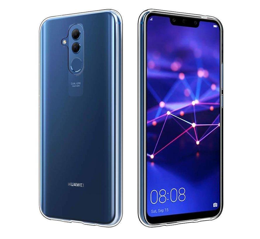 Huawei Mate 20 Lite Hoesje Transparant - CoolSkin3T