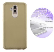 Colorfone BackCover Layer Huawei Mate 20 Lite Goud