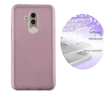 Colorfone BackCover Layer Huawei Mate 20 Lite Roze