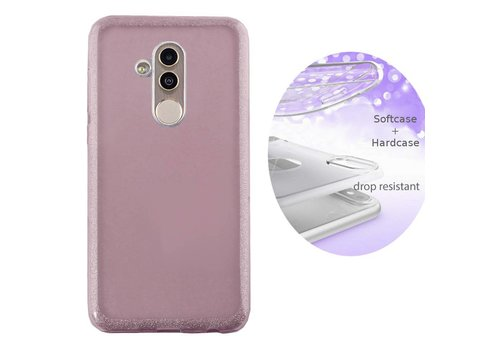 BackCover Layer Huawei Mate 20 Lite Roze