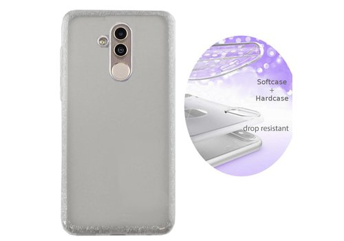 BackCover Layer Huawei Mate 20 Lite Silver