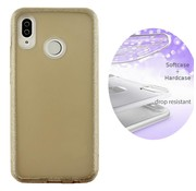 Colorfone BackCover Layer Huawei P Smart Plus - Nova 3i Goud