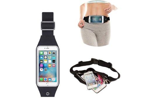 Case Sport Belly Universal 4.7'' Black