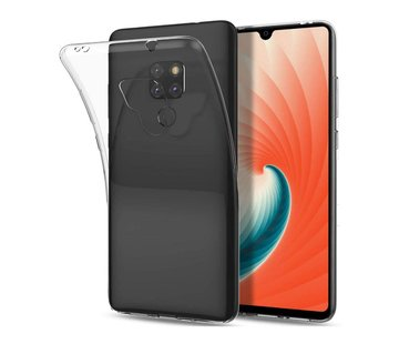 Colorfone Huawei Mate 20 Hoesje Transparant CoolSkin3T