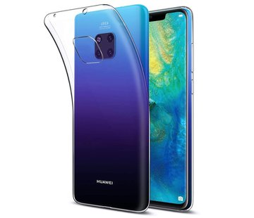 Colorfone Huawei Mate 20 Pro Hoesje Transparant CoolSkin3T