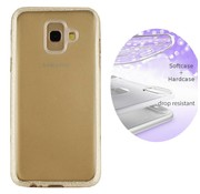 Colorfone BackCover Layer Samsung J6 Plus Goud