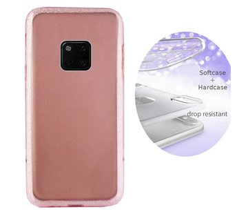 Colorfone BackCover Layer Huawei Mate 20 Pro Roze