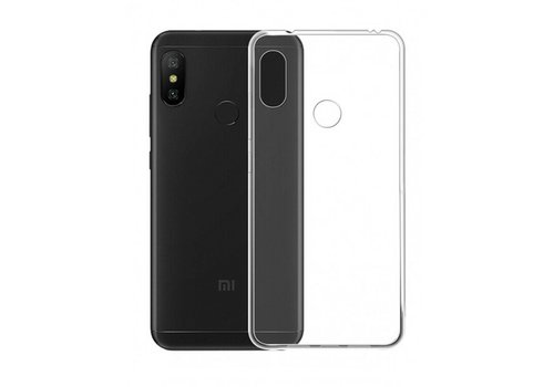 CoolSkin3T Xiaomi Redmi Note 6 Pro Transparent White