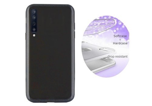 BackCover Layer Samsung A7 2018 Black