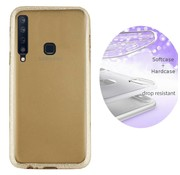 Colorfone Samsung A9 2018 Case Gold  - Layer