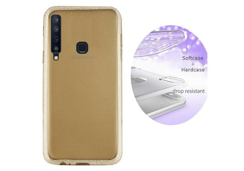 BackCover Layer Samsung A9 2018 Goud