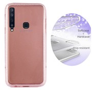 Colorfone BackCover Layer Samsung A9 2018 Roze